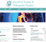 Journal Of Trauma and Orthopaedic Practice