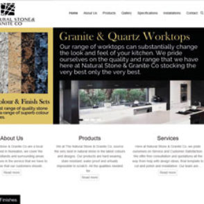 The Natural Stone & Granite Co