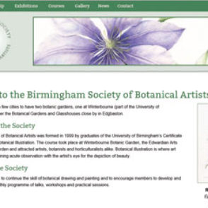 Birmingham Society of Botanical Artists
