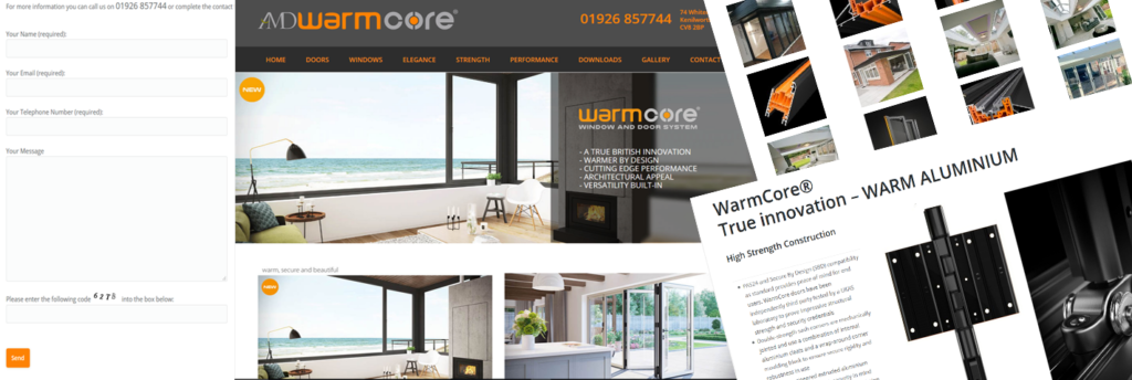 WarmCore_portfolio